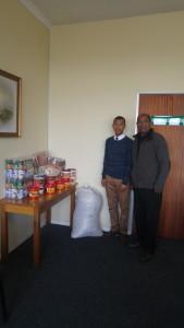 Donation-To CofN-Quinton+Tasriq-30 May 16