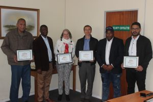 Green Award Certificates-30 June 17