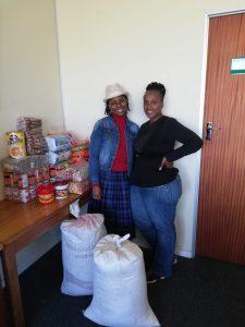 Donation to LBC-21 Jul 18-Gkizwa Galela+Liziwe Nkolombe