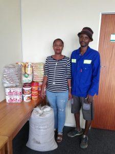 Donation-To LBC-Nov+Dec 2018-Lorna Booi+ Bulumko Khungwayo