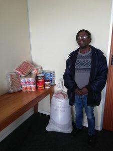 Donation To LBC-Jul 19-Buntu Ngcukana